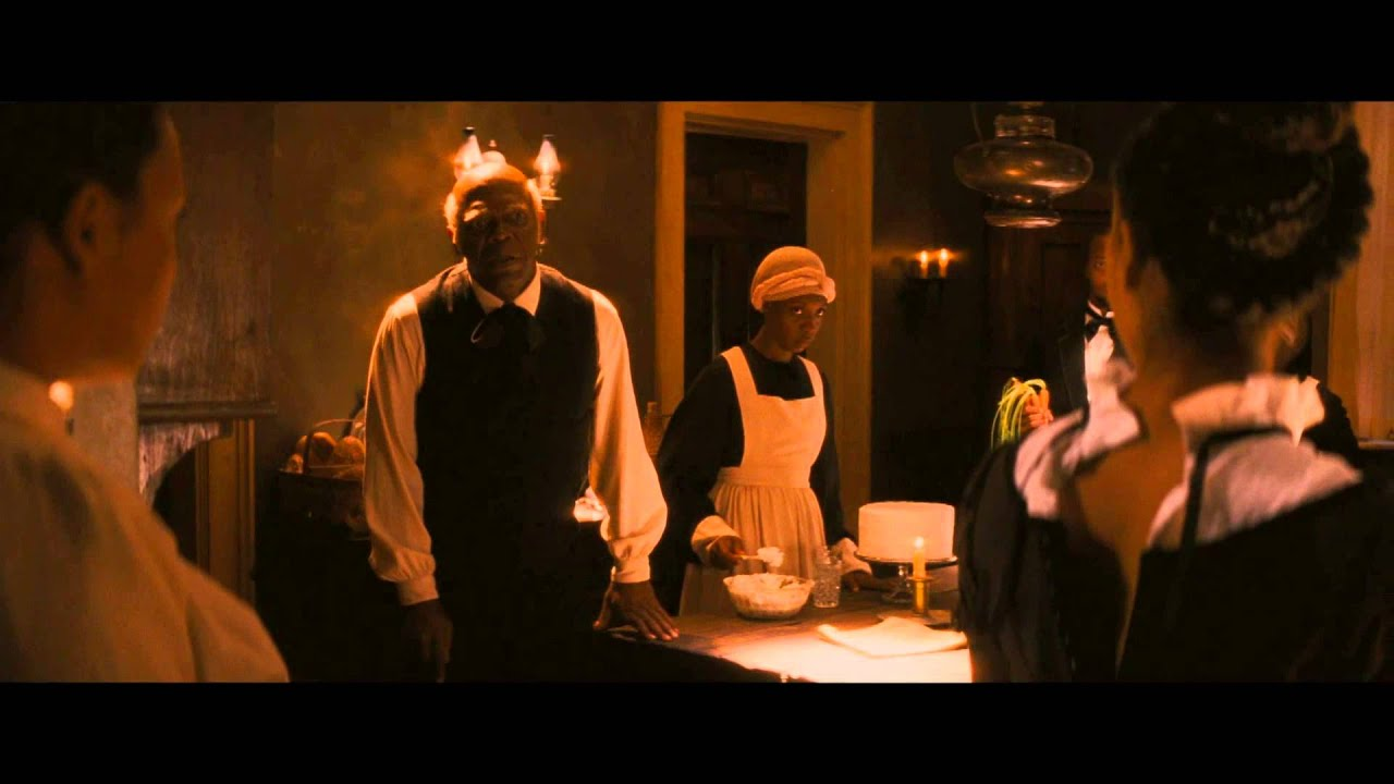 DJANGO UNCHAINED Clip - 'You Scaring Me' - YouTube