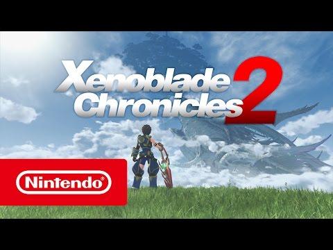 Xenoblade Chronicles 2 - Trailer Nintendo Switch