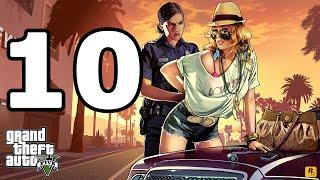 Grand Theft Auto 5 PC Walkthrough Part 10 - No Commentary Playthrough (PC)