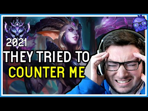 They try and COUNTER ME?? - Zyra Support - League of Legends