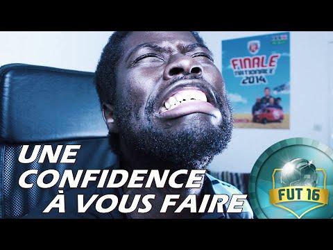 FIFA 16 DRAFT - Une confidence à vous faire