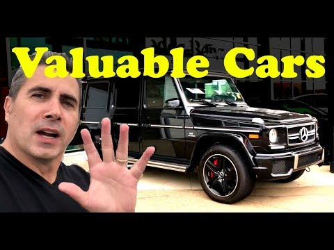 Why These 5 Vehicles Don't Depreciate!