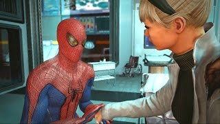 The Amazing Spider-Man (Video Game) Walkthrough - Chapter 1: Oscorp Is Your Friend