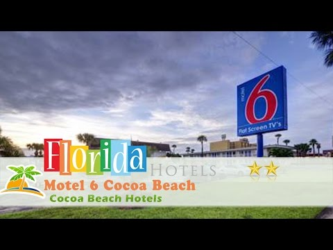 Motel 6 Cocoa Beach - Cocoa Beach Hotels, Florida