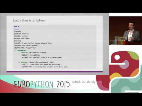 Daniel Pope - Writing Domain Specific Languages with Python