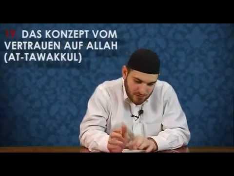 [19.] Ibn Yakub - Al Tawakul / Das Vertrauen auf Allah (Verständnisse)