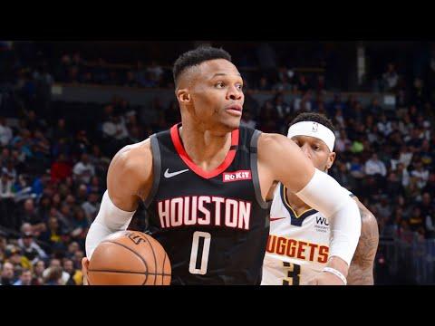 Houston Rockets vs Denver Nuggets Full Game Highlights | January 26, 2019-20 NBA Season