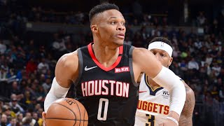 Houston Rockets vs Denver Nuggets Full Game Highlights | January 26, 2019-20 NBA Season