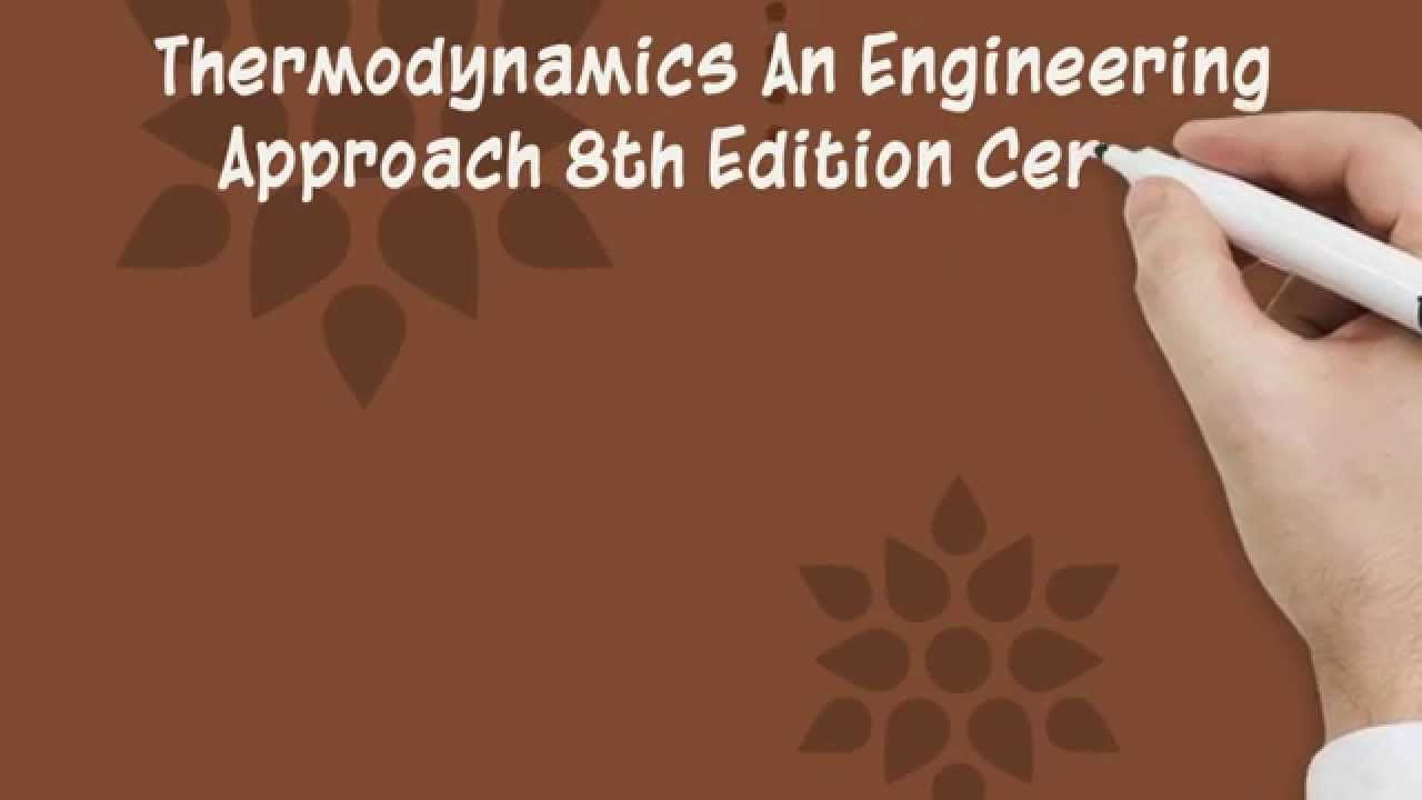 Thermodynamics an engineering approach 8th editionby cengel test thermodynamics an engineering approach 8th editionby cengel test bank fandeluxe Gallery