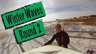 New Jersey Surfing | Island Beach State Park, Nj