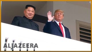 🇺🇸 🇰🇵 Trump and Kim sign agreement after historic summit | Al Jazeera English
