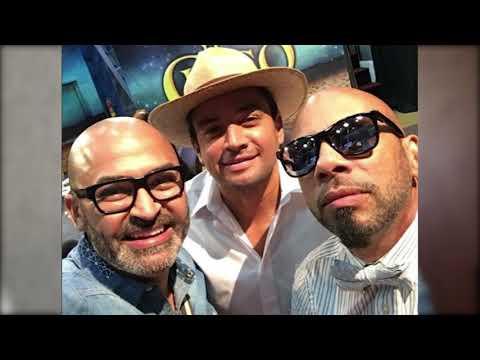 Junte entre Julio Sanabria, Manny Manuel y Oscar que Loco