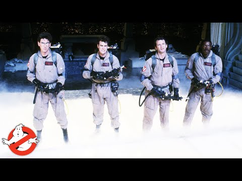 Original Trailer (1984)   GHOSTBUSTERS