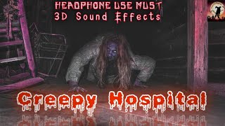 Creepy Hospital horror story | भूतिया हॉस्पिटल | Hindi Horror story| 3D sound effects|Fearful Nights