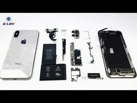 Apple Iphone X. РАЗБОРКА, РАЗБОР!!! Disassemble!!!