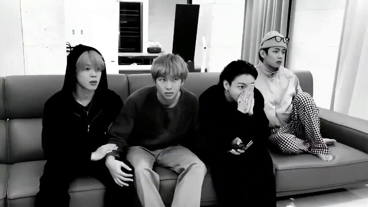 BTS REACTION ON GETTING NOMINATED IN GRAMMYS (BTS TWITTER UPDATE)