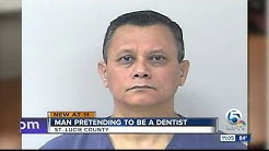 Fake dentist arrested in St. Lucie County
