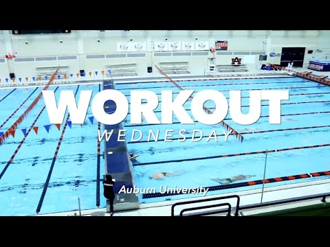 Workout Wednesday: Auburn University