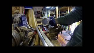 Теплообмінник для зимової риболовлі своїми руками