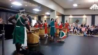Burundi Drummers World A