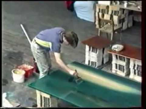 Painting contemporary art studio- watch only if you are calm please