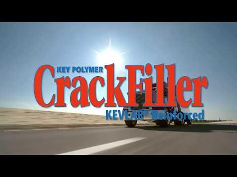 Crack Filler - Key Polymer