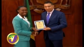 TVJ News: Youth Urged to get Involved in Politics - December 1 2019