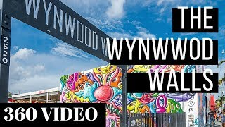 8K 360 Video Wynwood Walls - Miami -VR - Deepxels