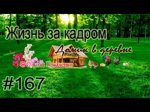 #167 Жизнь за кадром! УРА ТЕПЛИЦА!!!!!