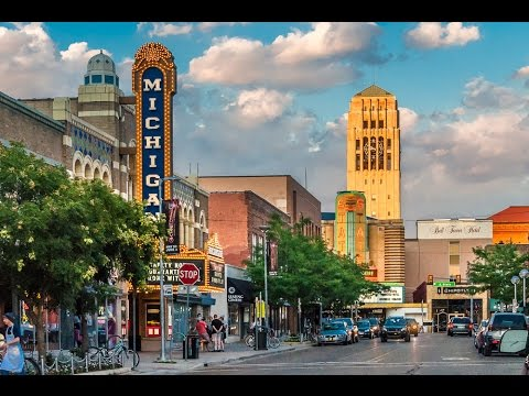 University of Michigan, ANN ARBOR - YouTube