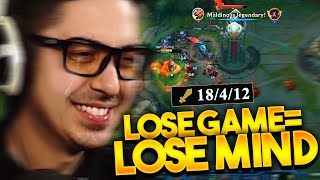 IF I LOSE THIS GAME I WILL LOSE MY MIND @Trick2G