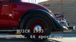My OLD LOVE BUICK 33-66 1933