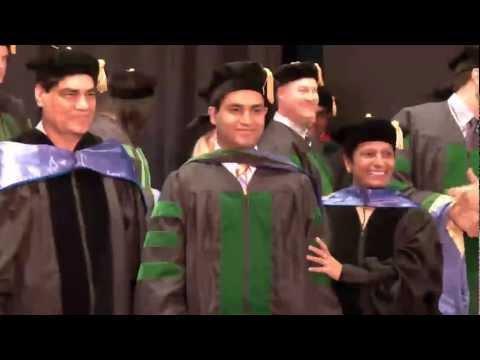 ETSU Quillen College of Medicine Spring 2012 Graduation