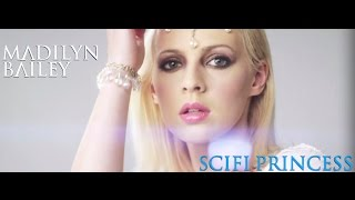 SciFi Princess Makeup feat. Madilyn Bailey / That Movie Look