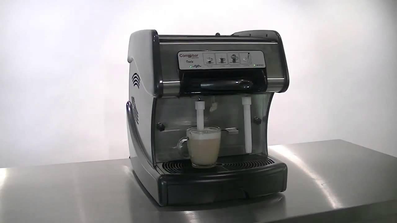 comobar espresso machine