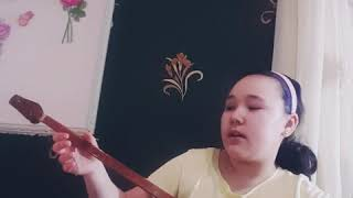 Я люблю тебя песня на домбре видео урок