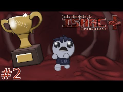 "Flik Plays The Binding of Isaac Afterbirth+ | #2 | ""Sccyytttthheess"""