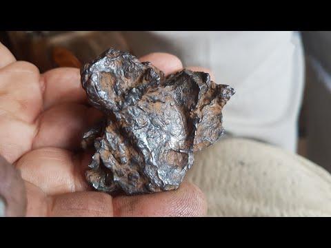Обзор Метеорита найден на КОПе