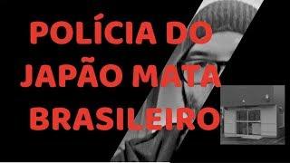 """"""" Um brasileiro de 39 anos que morreu após ser imobilizado por dois..."""