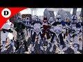 ALL CLONE COMMANDERS ARENA BATTLE - Men of War: Star Wars Mod