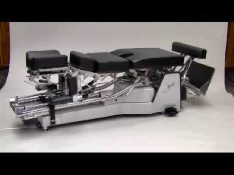 Zenith Model 225 Hylo Three Drop Adjusting Table   YouTube