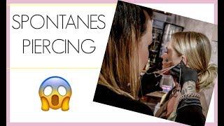 SPONTANES PIERCING FÜR MAREN 😱 | 02.10.19 | DAILYMANDT