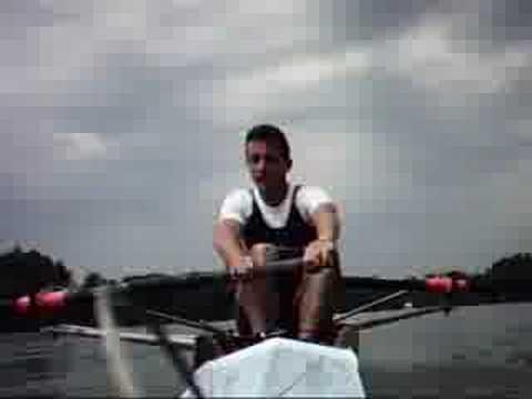 rowing canottaggio a milano 2008 - cam