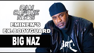 Big Naz on Eminem's Drug Addiction: Took 14 Different Drugs In One Day(Part 1of12)