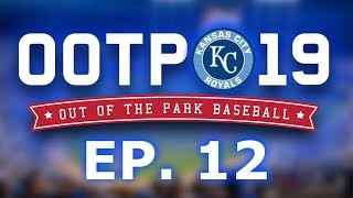OOTP 19 Kansas City Royals EP. 12: DIVISION TITLE?