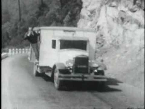 Cummins History:  1931 Coast-to-Coast with Clessie Cummins