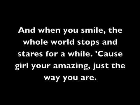 just-the-way-you-are---bruno-mars-|-lyrics