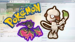 Pokemon Showdown - Imprison Smeargle and Conversion P2 (RU)