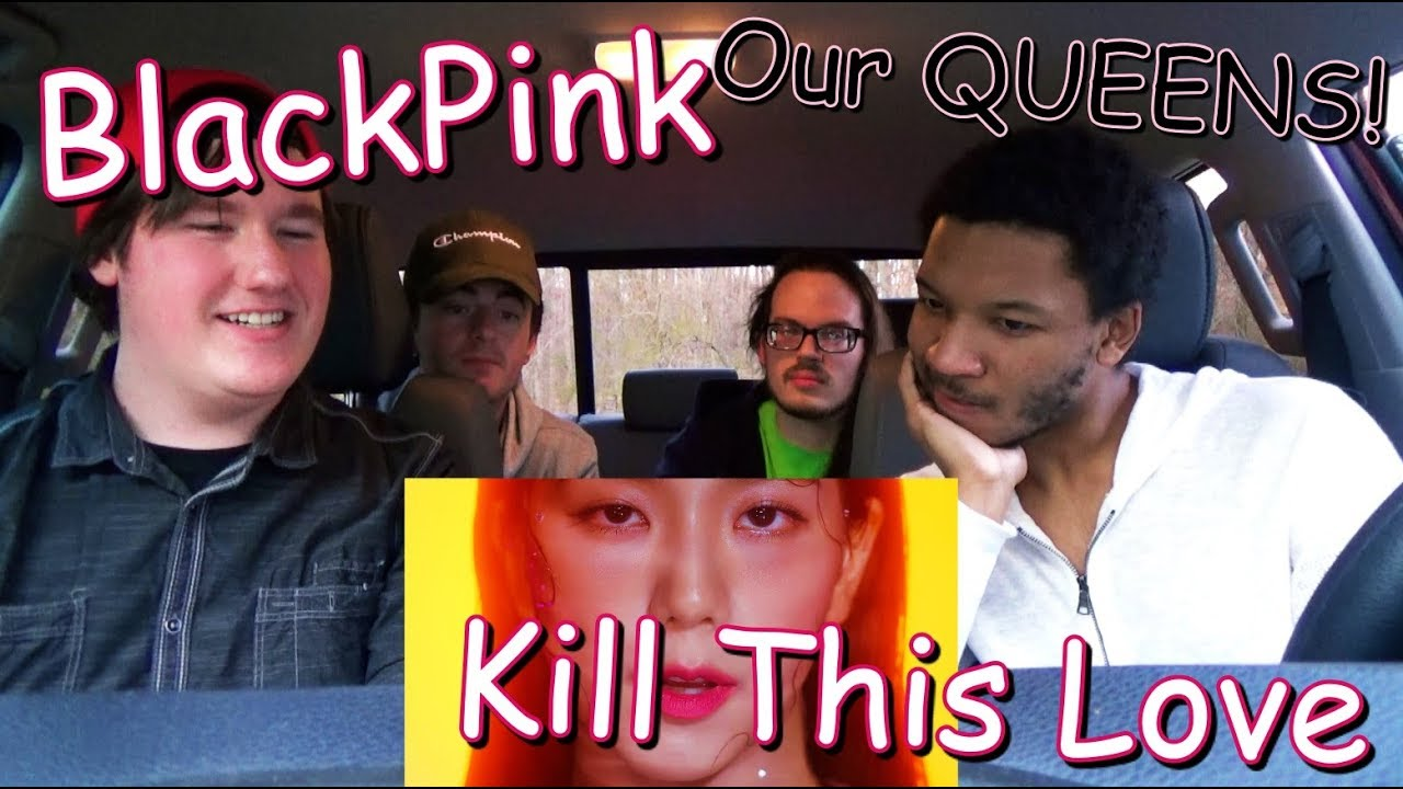 BLACKPINK - Kill This Love MV Reaction [OUR QUEENS ARE BACK!!]