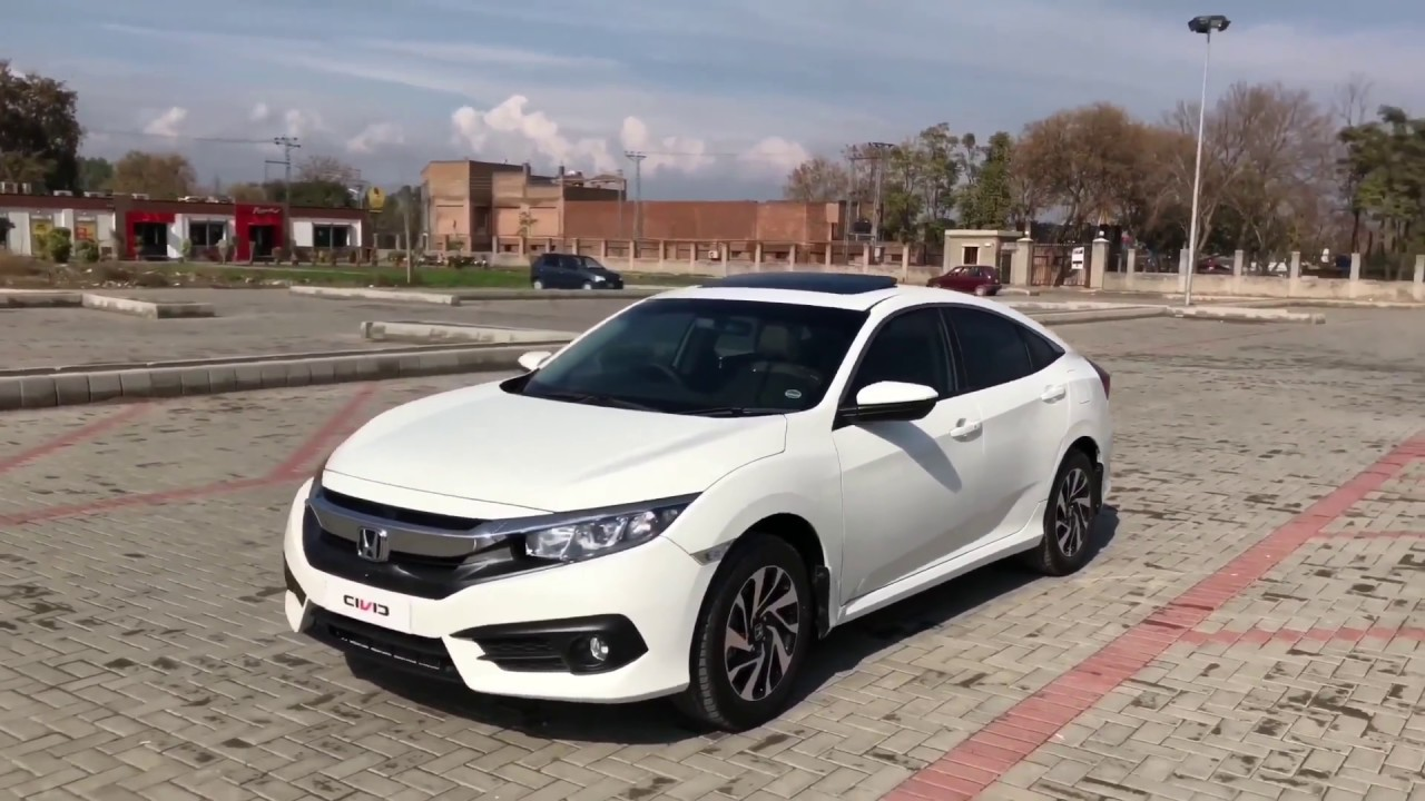 Honda Civic 2017 Stan L Startup Full Overview Drive
